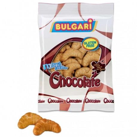 Croissants rellenos de chocolate de Bulgari