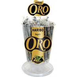 Barras de Regaliz Haribo Oro