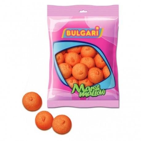 Bolas Naranjas de Marshmallow