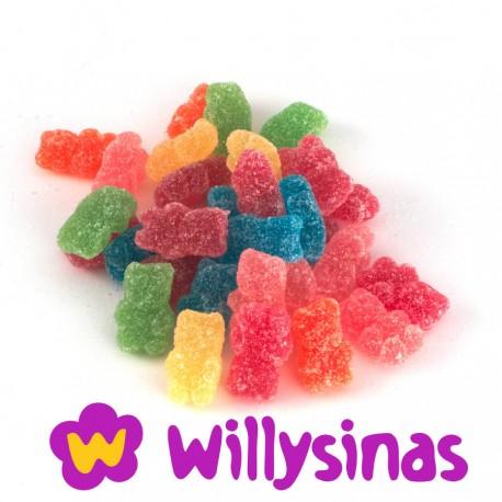 Osos con Azúcar Pequeños de jelly
