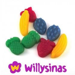 Frutas Grandes de gominola de Roypas
