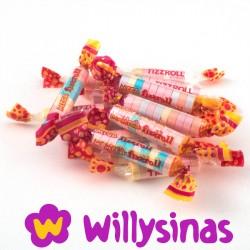 Mega Frizz Roll caramelos comprimidos