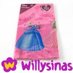 Mantel de la Princesa Cenicienta de ule.