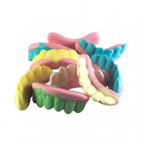 Dentaduras de Foam