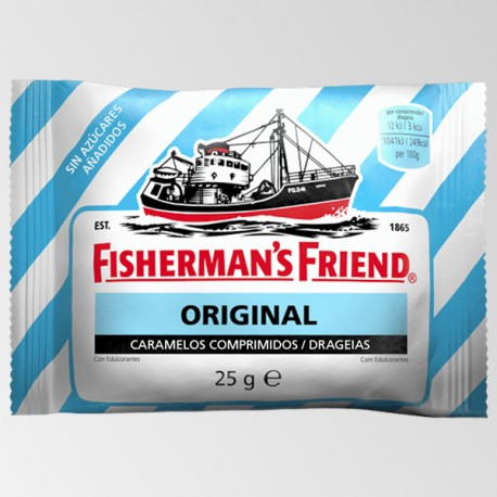 Fisherman's Friend Menta extra fuerte sin azúcar