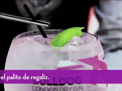 Gin Tonic con Regaliz